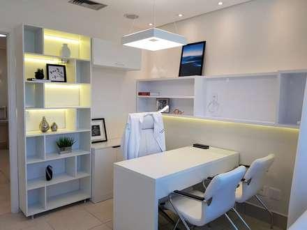 Clinics by CAMILA COTEIRO MAIS ARQUITETURA
