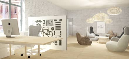 Office:  Bürogebäude von Raum und Mensch
