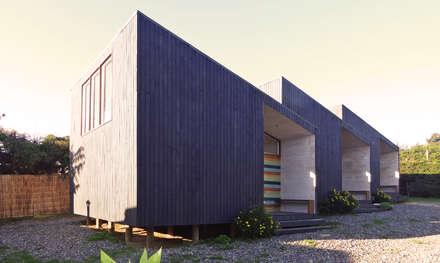 Nhà gỗ by m2 estudio arquitectos