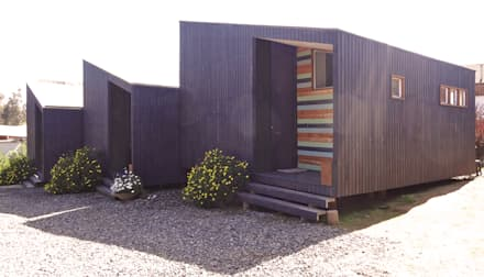 Bungalow von m2 estudio arquitectos