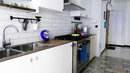 Einbauküche von VOILÀ Pte Ltd