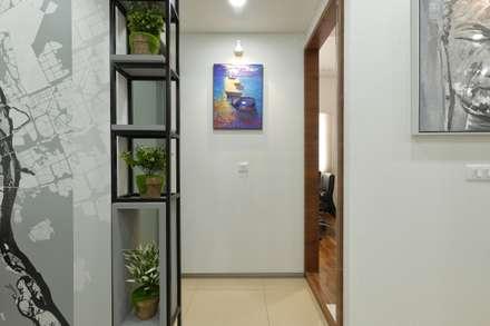 Passage:  Office buildings by malvigajjar