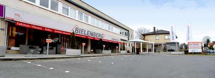 Ladenfront:  Geschäftsräume & Stores von Bielenberg - Sonnenschutz