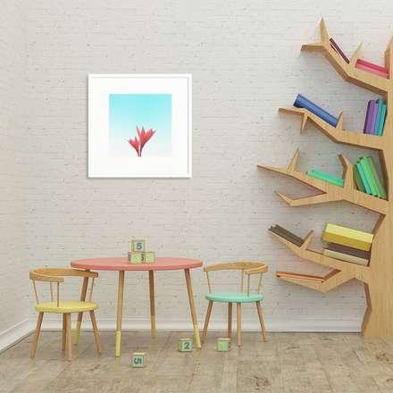 moderne Kinderzimmer von SPASIUM
