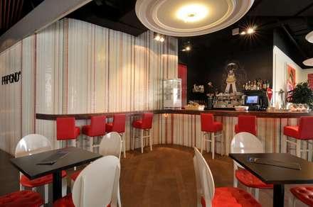 Bares y Clubs de estilo  por Viceversa Arquitectura & Diseño