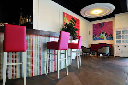 บาร์และคลับ by Viceversa Arquitectura & Diseño