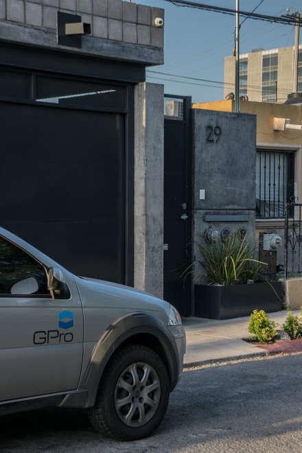 Reihenhaus von GPro - Gabinete de Proyectos