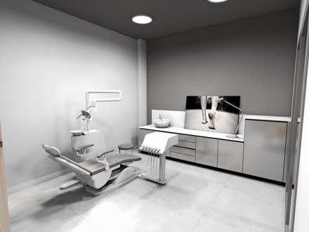 Кабинеты врачей в . Автор – Sambori Design