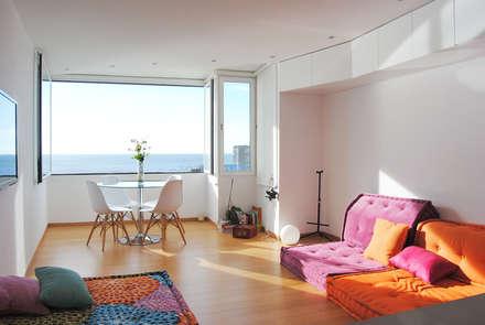: Comedores de estilo minimalista de Loft26