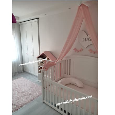 Baby room by MOBİLYADA MODA