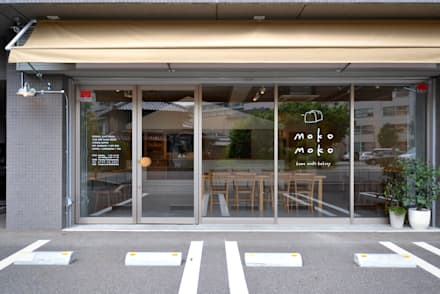 Restaurantes de estilo  por TRANSFORM  株式会社シーエーティ