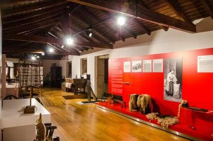 Museos de estilo  por Brilumen