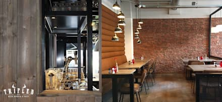 ร้านอาหาร by Sooph Interieurarchitectuur