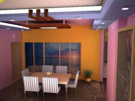 RPS Savana: classic Dining room by Saraswati Interior