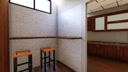 KEMENKES OFFICE:  Ruang Makan by IFAL arch