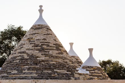 Roof by Architetto Floriana Errico