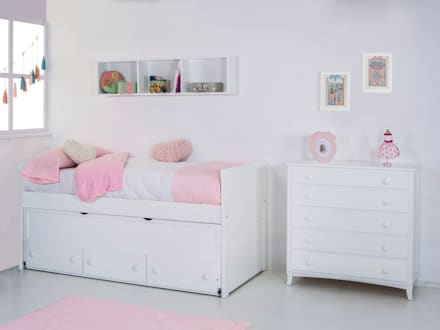 Teen bedroom by bainba.com