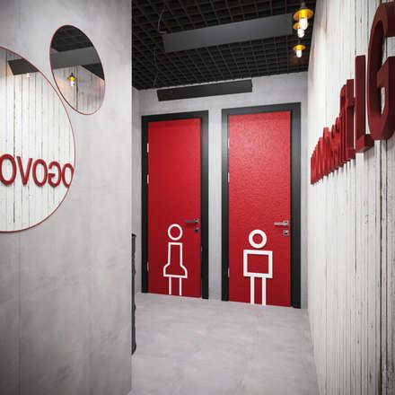 LOGOVO crossfit: Тренажерные комнаты в . Автор – Family Cozy