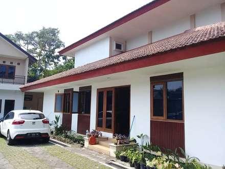 studioindoneosia의  테라스 주택