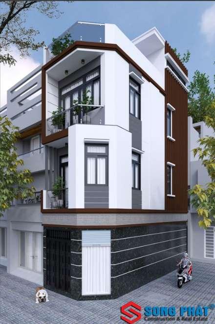 บ้านสำเร็จรูป by laixaynhapho92