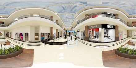 Shopping Centres by VRDreamz