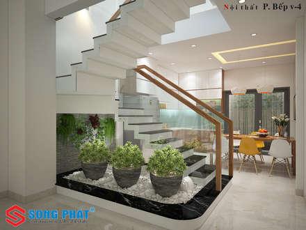樓梯 by laixaynhapho92