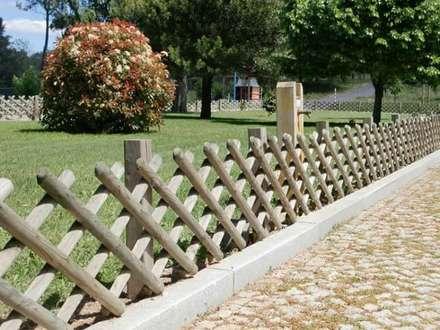 Front garden by Francisco jardinagem