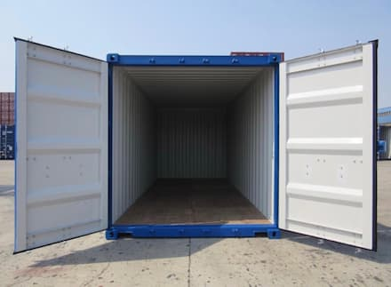 Commercial Spaces by WORLD CONTAINER COLOMBIA