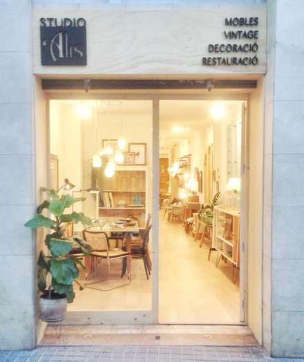 Haustür von Studio Alis