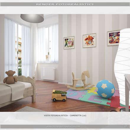 Camera ragazzi idee immagini e decorazione homify for Decorazioni pareti camere ragazzi