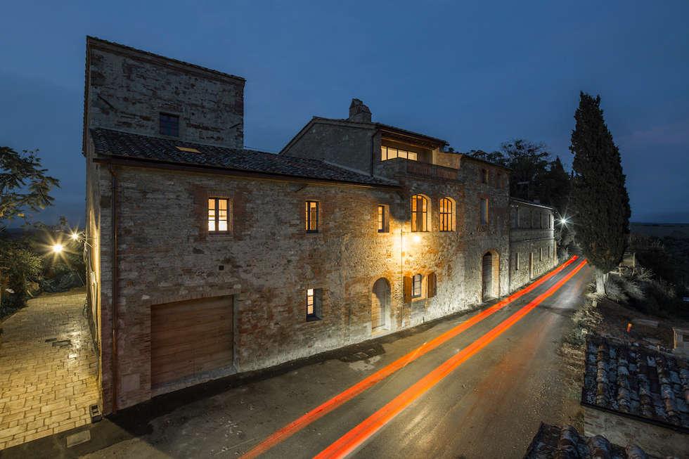 Podere Navigliano: Case in stile In stile Country di Ciclostile ...