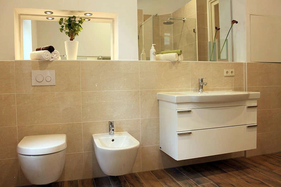 badezimmer altbau, wohnideen, interior design, einrichtungsideen & bilder | homify, Badezimmer