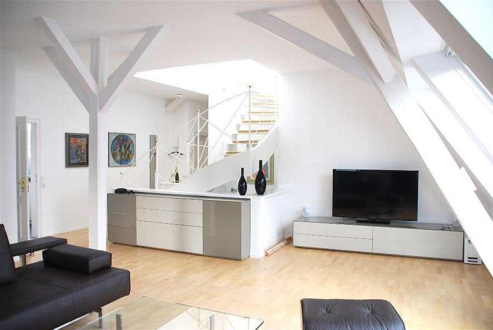 AuBergewohnlich Privat Wohnung Konstanz 1: Moderne Wohnzimmer Von Peter Rohde  Innenarchitektur