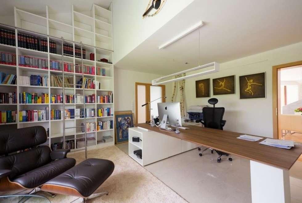 Home office exklusive ausstattung u a mit vitra moderne