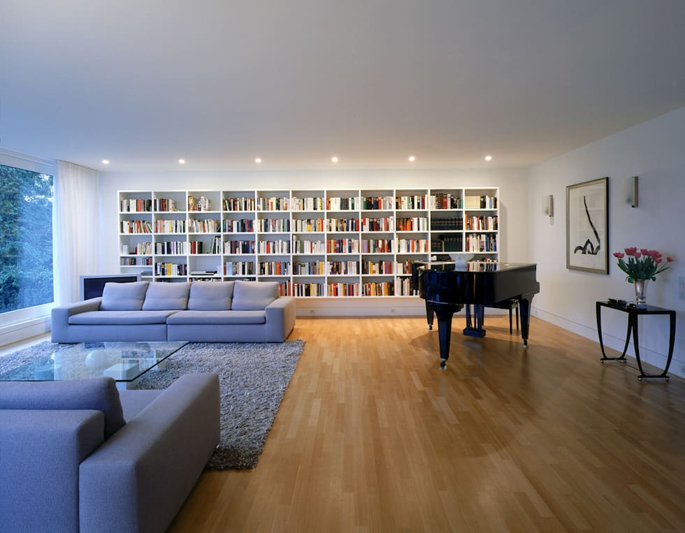 Wohnzimmer:  Wohnzimmer von Architektur & Interior Design