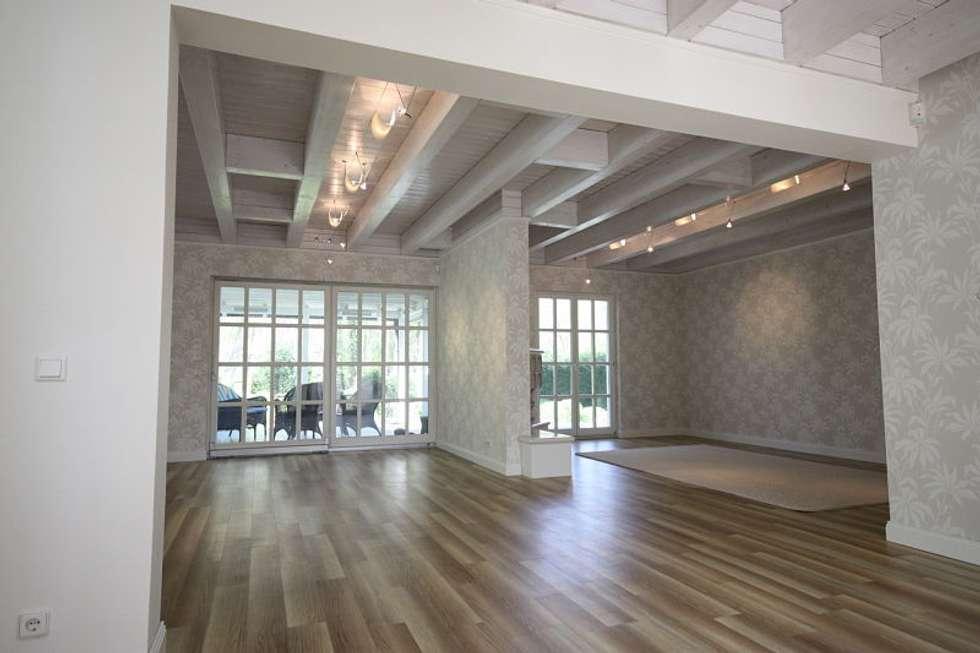 Landhausstil Wohnzimmer Bilder: Einfamilienhaus Mühlenbeck Homify