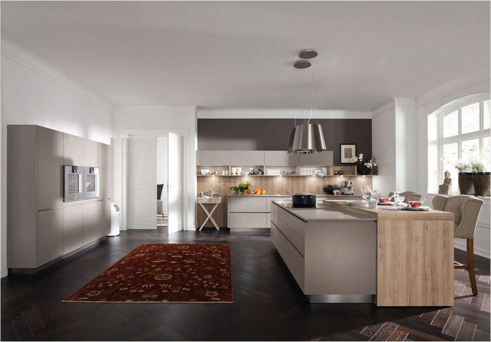 Cozinhas modernas por alno ag