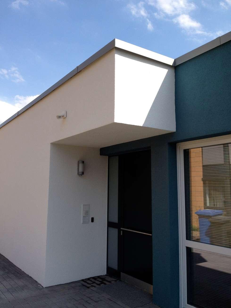Stammhaus jülich: moderne häuser von cordes architektur   homify