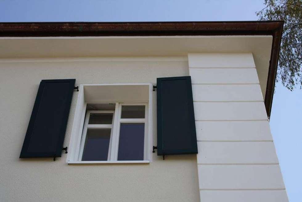 Sanierung der Villa J: klassische Häuser von cordes architektur