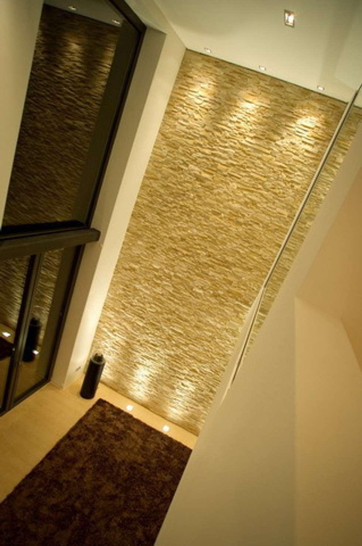 Privatvilla Rheingau:  Flur & Diele von  ligthing & interior design