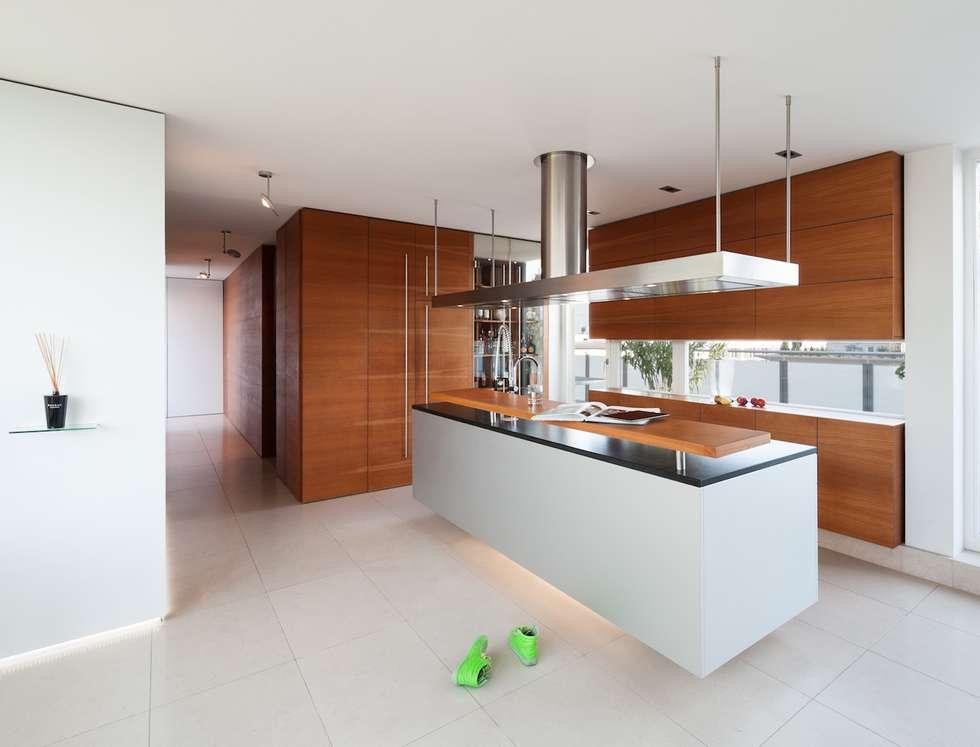 innenarchitektur-rathke:  tarz Mutfak