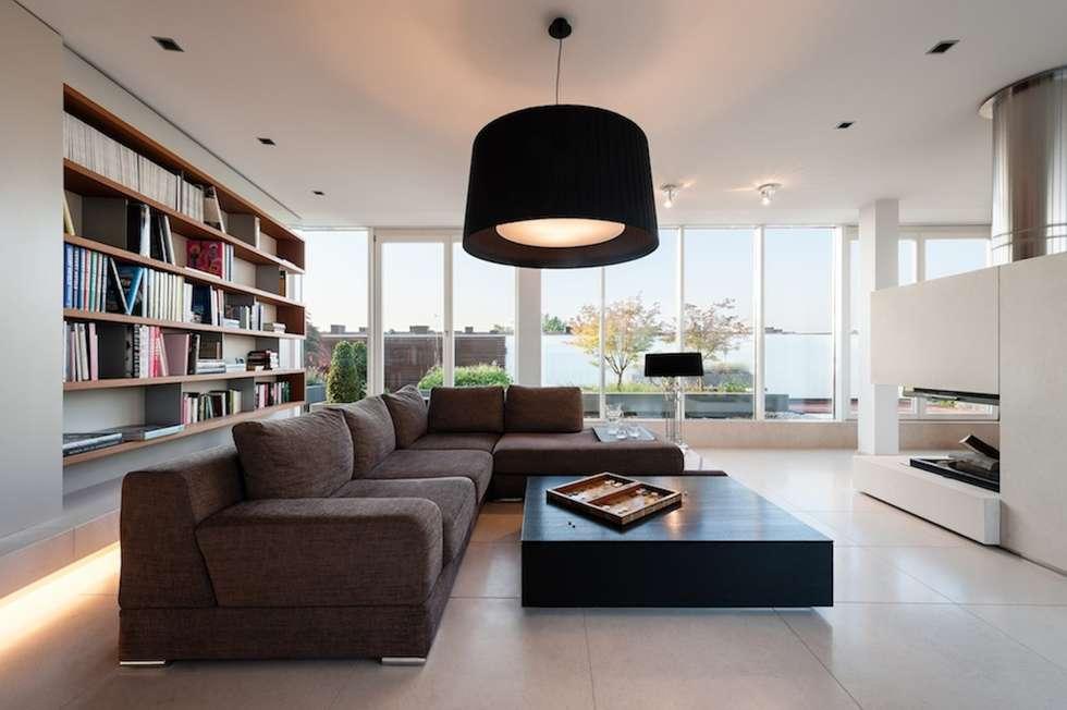 Wohndesign exclusiv:  Wohnzimmer von innenarchitektur-rathke