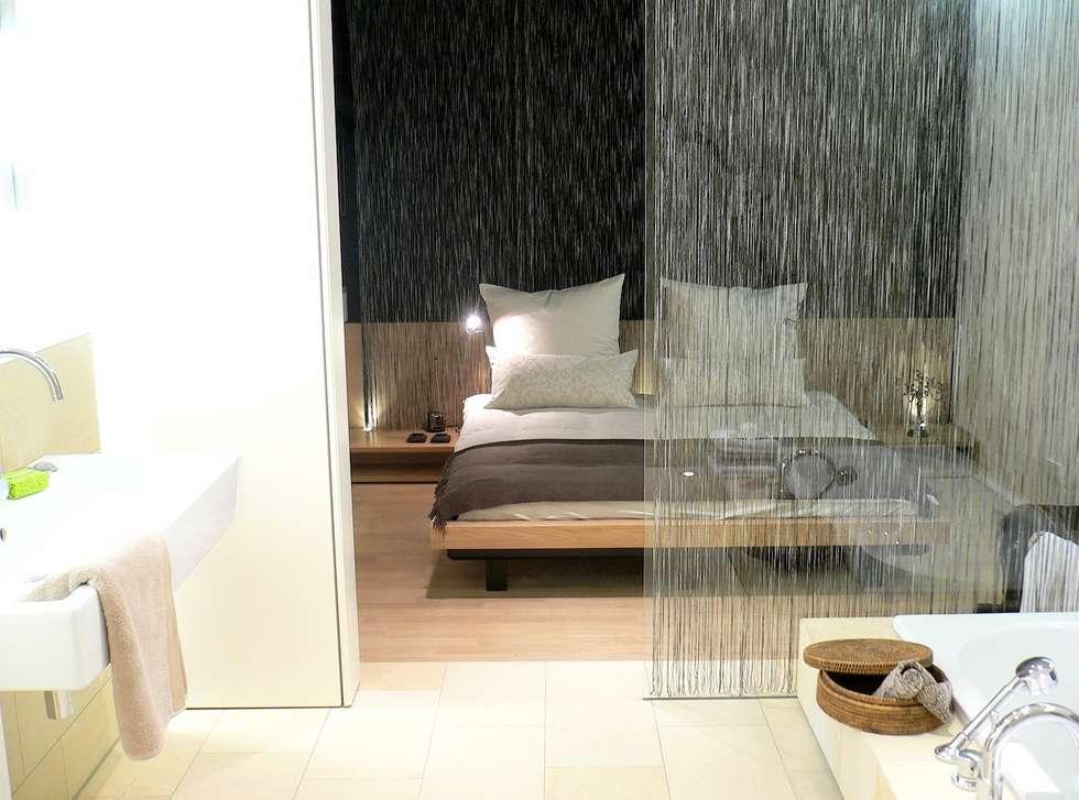 Designerbad: klassische Schlafzimmer von innenarchitektur-rathke