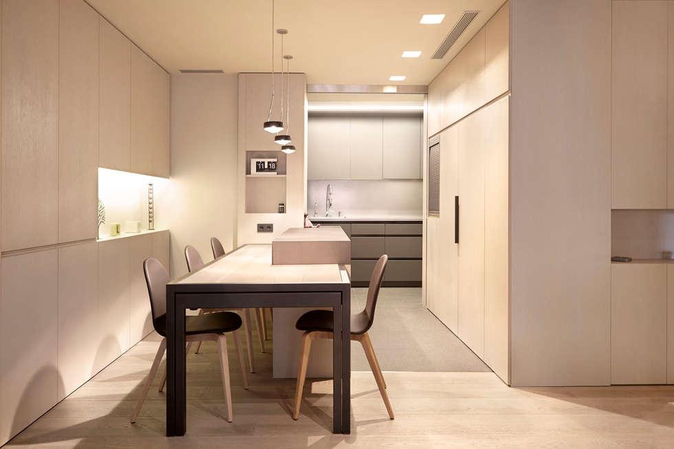 Fotos de decoraci n y dise o de interiores homify - Coblonal arquitectura ...
