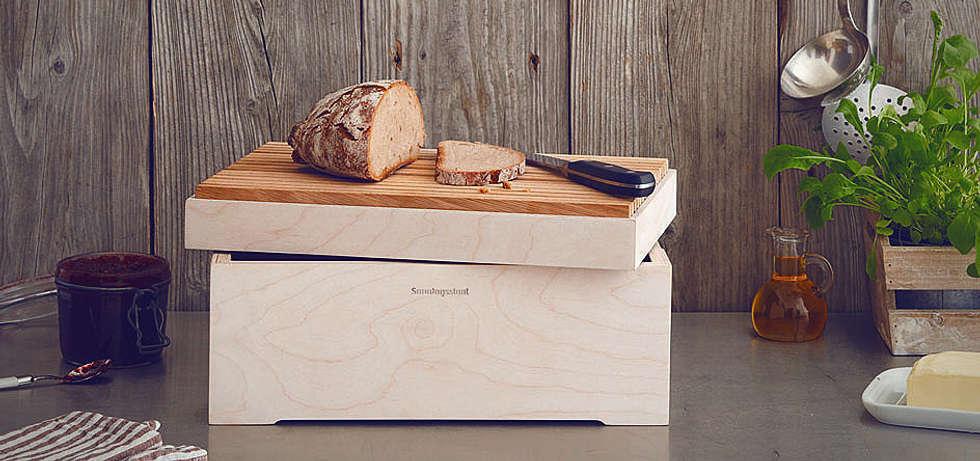 Projekty,  Kuchnia zaprojektowane przez Sonntagsstaat