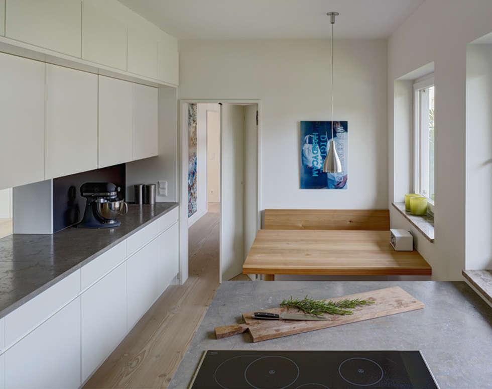 Küche:  Küche von Architektur Sommerkamp