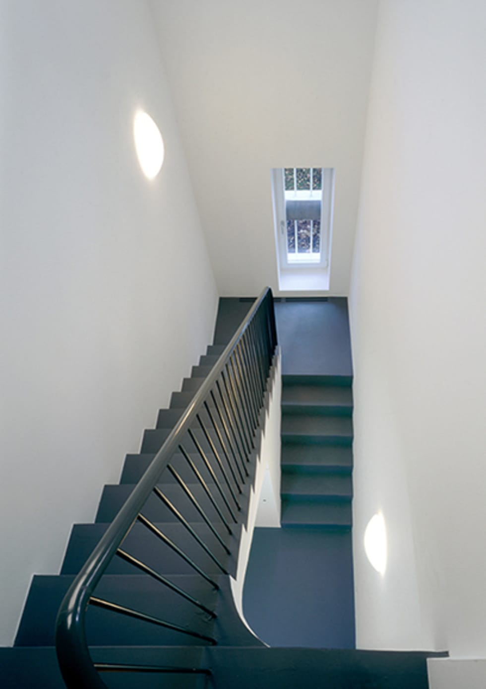 Treppe:  Flur & Diele von Architektur Sommerkamp