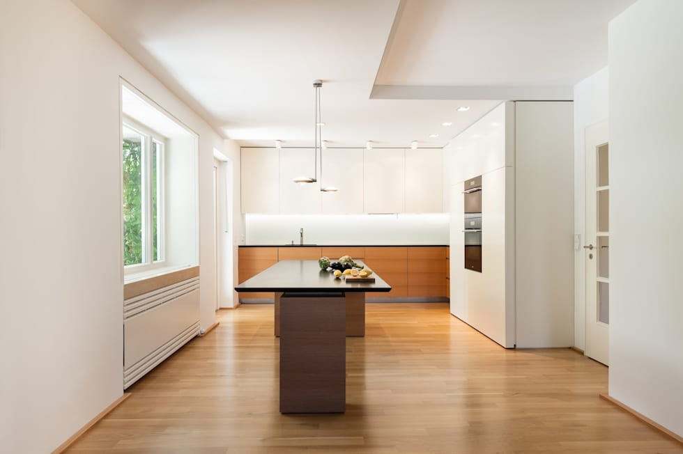 Küchendesign exclusiv: klassische Küche von innenarchitektur-rathke