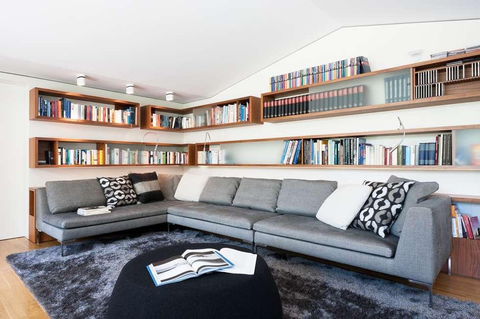 exclusives Wohndesign: klassische Wohnzimmer von innenarchitektur-rathke