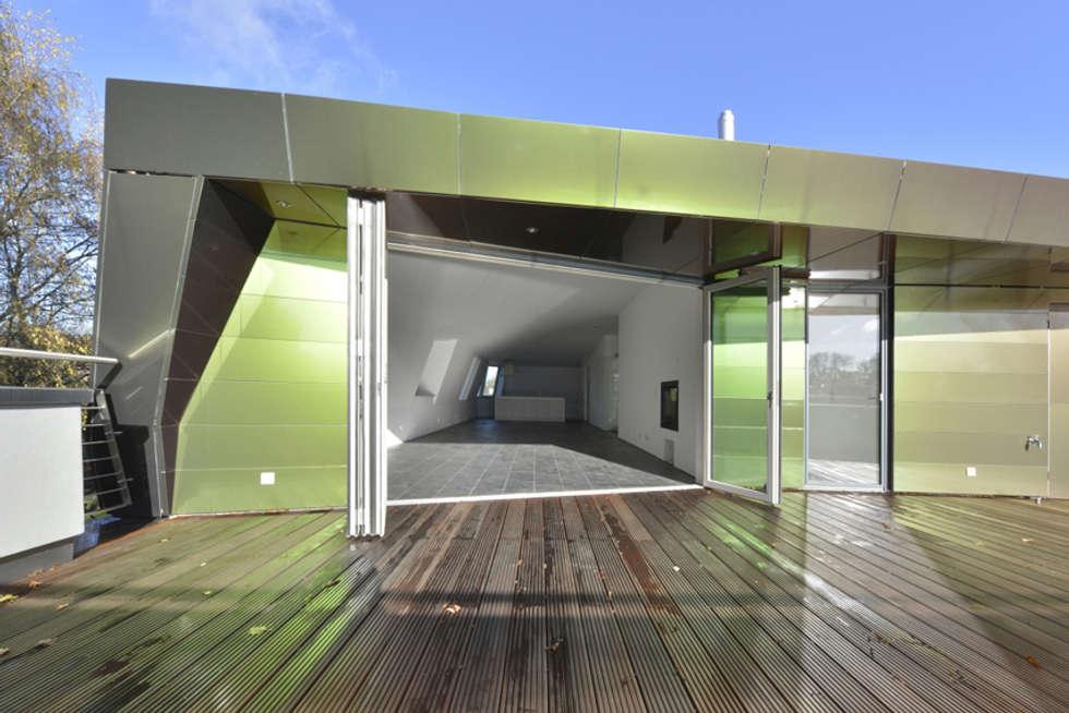 STC17:  Terrasse von and8 Architekten Aisslinger + Bracht